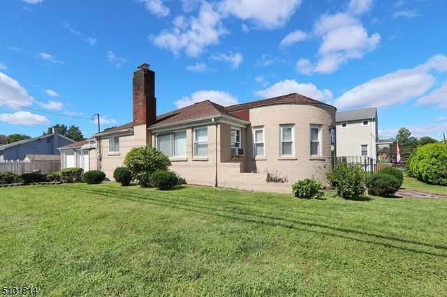 1166 Madison Hill Rd, Clark Twp., NJ 07066 (MLS #3739461) :: Pina Nazario