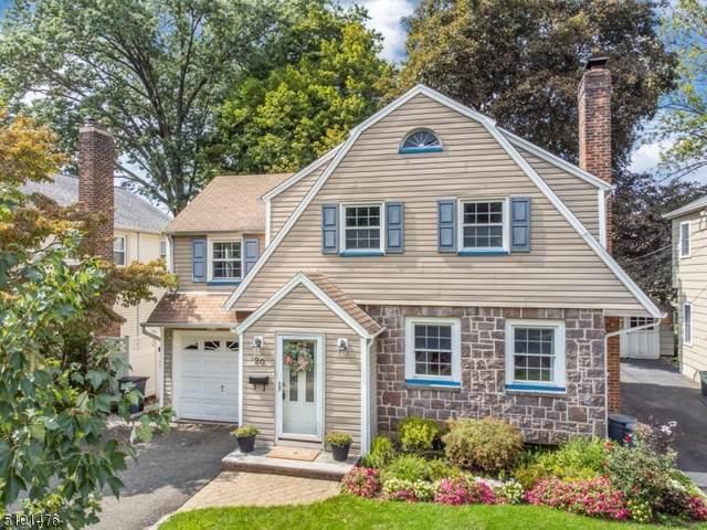 20 Sommer Ave, Glen Ridge Boro Twp., NJ 07028 (MLS #3739516) :: Coldwell Banker Residential Brokerage