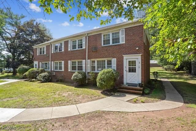 445 Morris Ave D, Springfield Twp., NJ 07081 (MLS #3739521) :: The Dekanski Home Selling Team