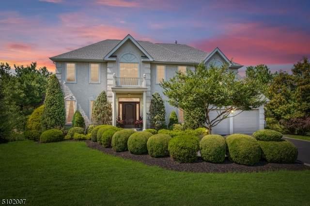 55 Blue Grass Blvd, Branchburg Twp., NJ 08876 (MLS #3739531) :: Coldwell Banker Residential Brokerage
