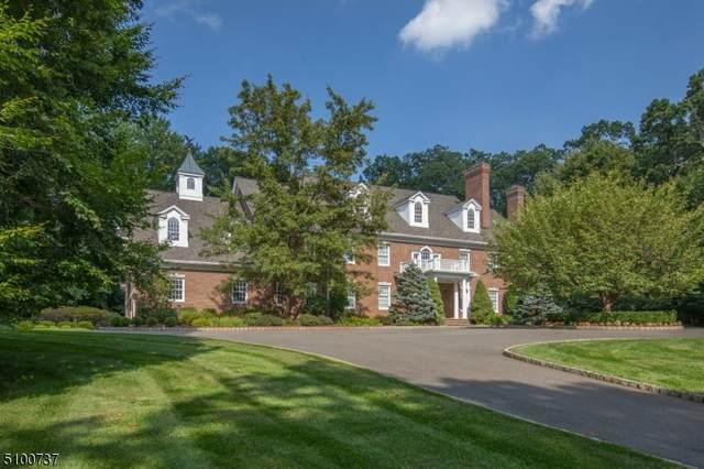 19 Heritage Court, Bernardsville Boro, NJ 07931 (#3739586) :: Rowack Real Estate Team