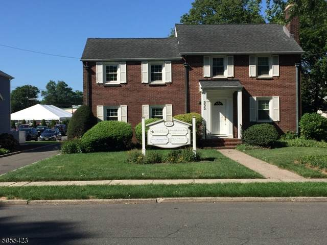 232 Saint Paul St, Westfield Town, NJ 07090 (MLS #3739606) :: The Dekanski Home Selling Team