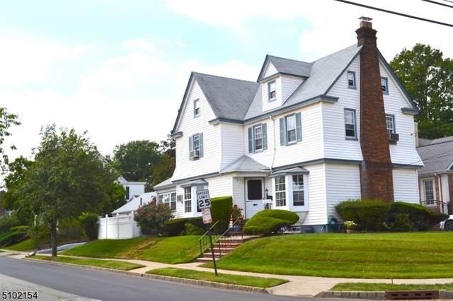 1100 Harding Rd, Elizabeth City, NJ 07208 (MLS #3739644) :: Stonybrook Realty