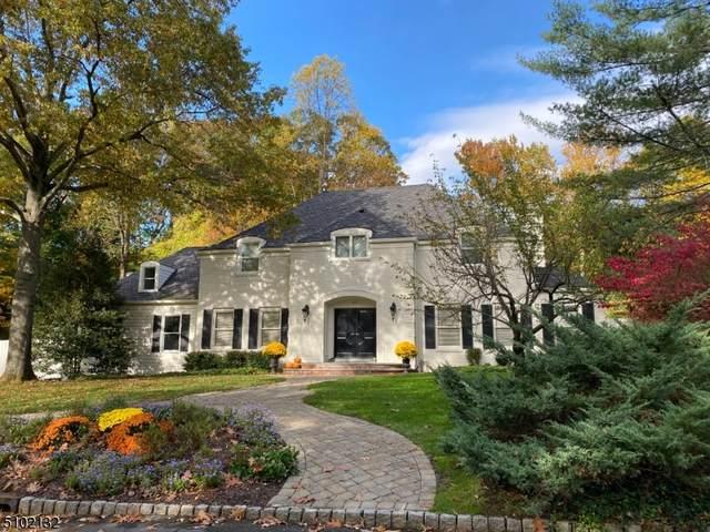 58 Merrywood Ln, Millburn Twp., NJ 07078 (MLS #3739652) :: Zebaida Group at Keller Williams Realty