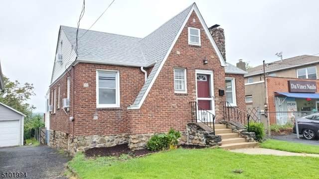 141 Parsippany Rd, Parsippany-Troy Hills Twp., NJ 07054 (#3739688) :: Rowack Real Estate Team