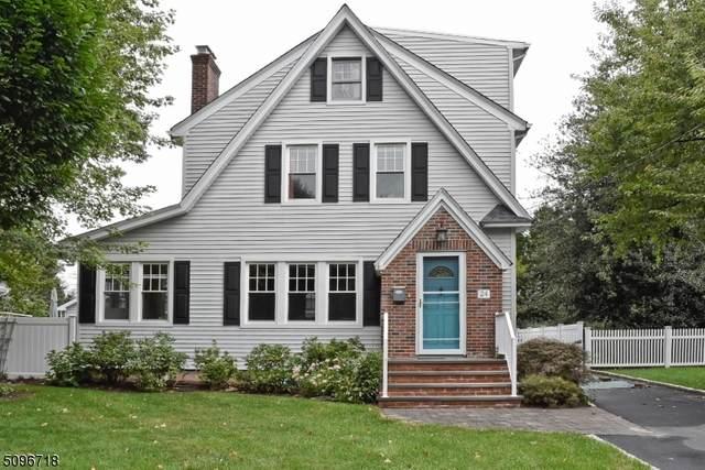 24 Park Way, Morris Plains Boro, NJ 07950 (#3739742) :: Rowack Real Estate Team