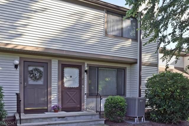 214 Stonegate Ln #2, Stanhope Boro, NJ 07874 (#3739833) :: Rowack Real Estate Team