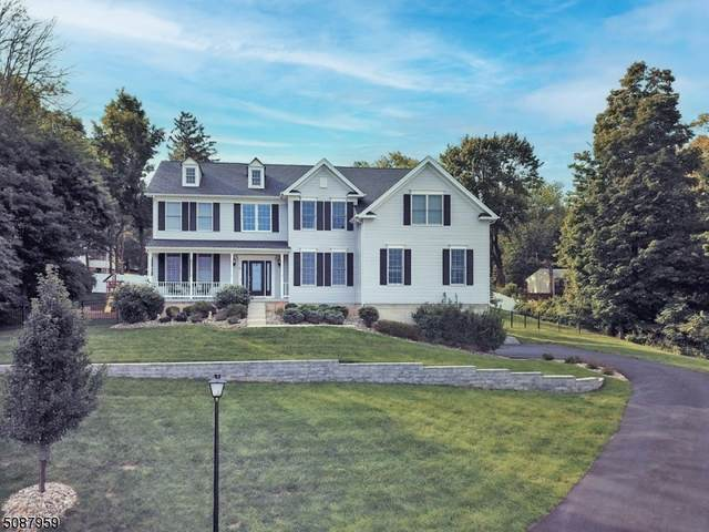 8 Sergeant Ct, Mount Olive Twp., NJ 07828 (MLS #3739852) :: The Karen W. Peters Group at Coldwell Banker Realty