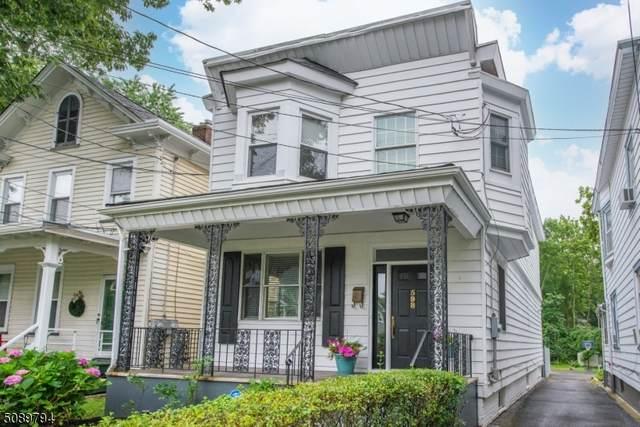 598 Springfield Ave, Summit City, NJ 07901 (#3739930) :: Rowack Real Estate Team