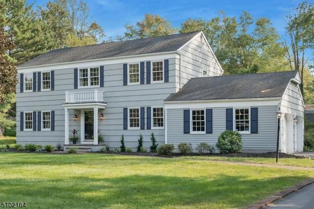 184 Galloping Hill Rd, Bernards Twp., NJ 07920 (MLS #3739931) :: SR Real Estate Group
