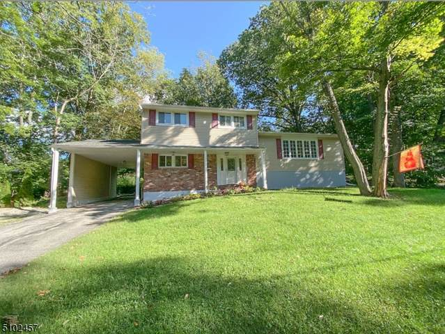 38 Old Coach Rd, Vernon Twp., NJ 07462 (MLS #3739939) :: RE/MAX Select