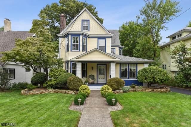 248 Short Hills Ave, Springfield Twp., NJ 07081 (MLS #3739986) :: The Dekanski Home Selling Team