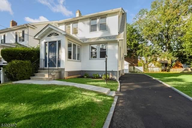 53 Kirk St, West Orange Twp., NJ 07052 (#3740011) :: Rowack Real Estate Team