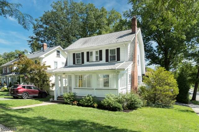 420 S Ridgewood Rd, South Orange Village Twp., NJ 07079 (#3740089) :: Rowack Real Estate Team