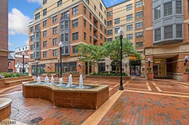 40 W Park Place Unit 411 #411, Morristown Town, NJ 07960 (MLS #3740191) :: SR Real Estate Group