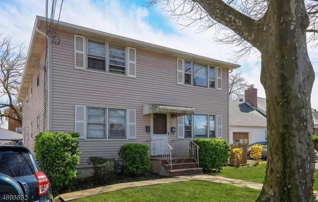 215 N 10Th St, Kenilworth Boro, NJ 07033 (MLS #3740212) :: The Dekanski Home Selling Team