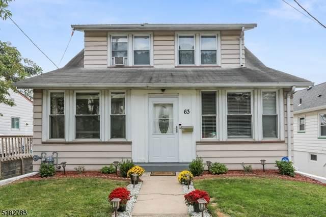 63 Avenue C, Haledon Boro, NJ 07508 (MLS #3740229) :: The Dekanski Home Selling Team