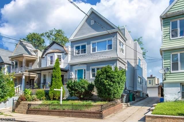 70 Gautier Ave, Jersey City, NJ 07306 (#3740232) :: Jason Freeby Group at Keller Williams Real Estate