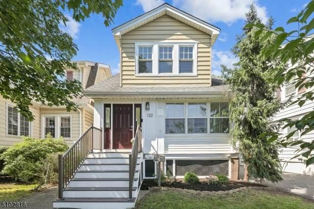 122 Grove Ave, Verona Twp., NJ 07044 (MLS #3740235) :: Zebaida Group at Keller Williams Realty