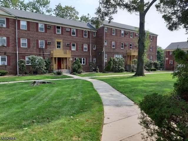 500 S Center St #23, City Of Orange Twp., NJ 07050 (MLS #3740265) :: The Dekanski Home Selling Team
