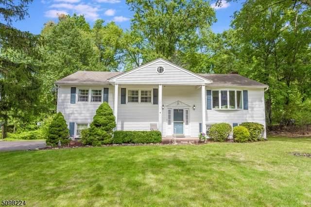 40 Woodcrest Rd, Hanover Twp., NJ 07981 (MLS #3740600) :: SR Real Estate Group