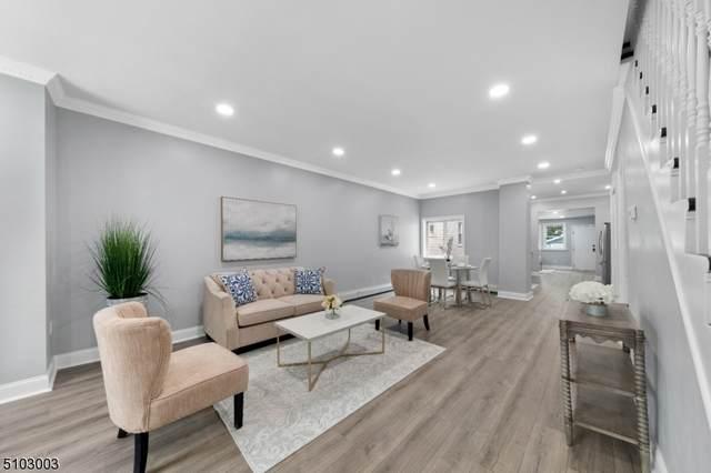 41 Irving St, Jersey City, NJ 07307 (MLS #3740613) :: Team Braconi | Christie's International Real Estate | Northern New Jersey