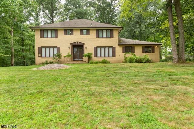 10 Stratford Way, Parsippany-Troy Hills Twp., NJ 07950 (MLS #3740615) :: The Karen W. Peters Group at Coldwell Banker Realty