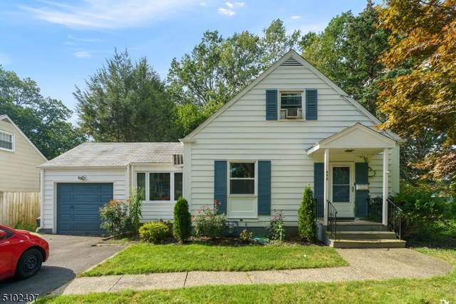 458 Oakridge Ave, North Plainfield Boro, NJ 07063 (MLS #3740626) :: REMAX Platinum