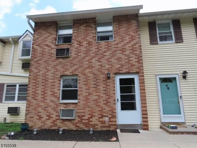 322 Richard Mine Road - Y3 #3, Rockaway Twp., NJ 07885 (MLS #3740632) :: Stonybrook Realty