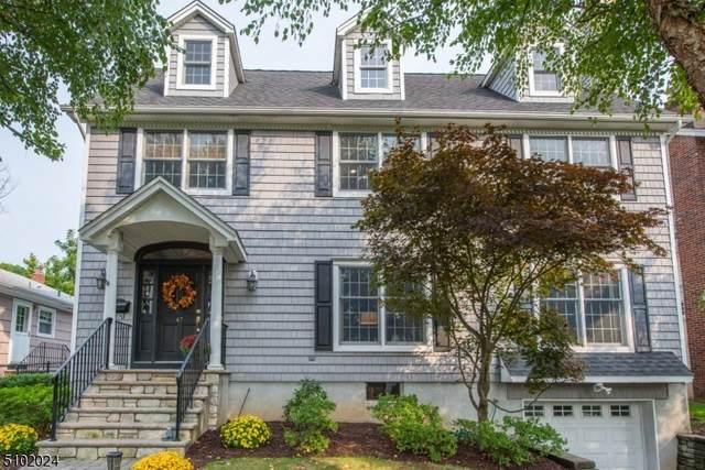 47 Cumberland Ave, Verona Twp., NJ 07044 (MLS #3740668) :: Zebaida Group at Keller Williams Realty
