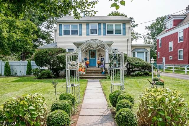 288 Elm Ave, Rahway City, NJ 07065 (MLS #3740676) :: The Dekanski Home Selling Team