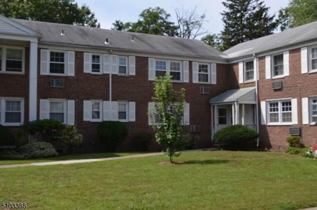445 Morris Ave #6, Springfield Twp., NJ 07081 (MLS #3740682) :: The Dekanski Home Selling Team
