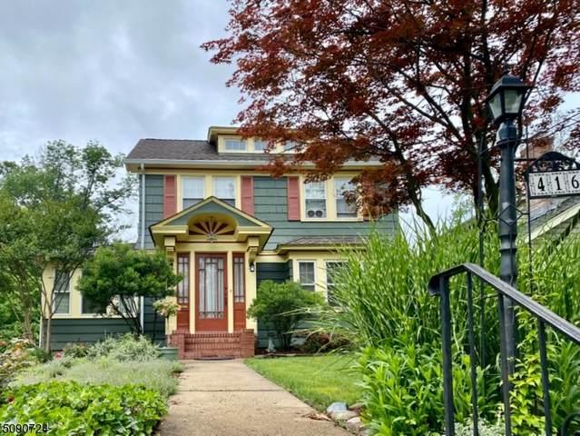416 W Dudley Ave, Westfield Town, NJ 07090 (MLS #3740700) :: Team Braconi | Christie's International Real Estate | Northern New Jersey
