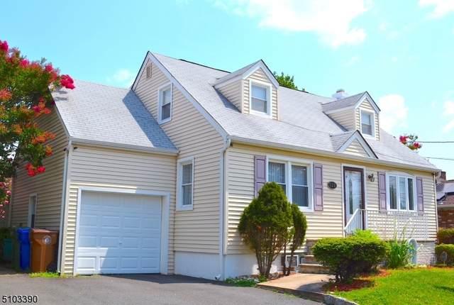 520 Dewitt St, Linden City, NJ 07036 (MLS #3740718) :: The Dekanski Home Selling Team