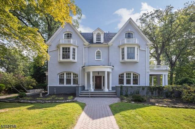 648 Berkeley Ave, City Of Orange Twp., NJ 07050 (MLS #3740728) :: The Dekanski Home Selling Team