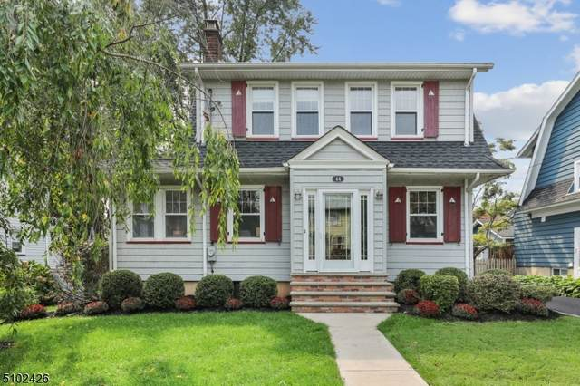 44 Cypress St, Millburn Twp., NJ 07041 (MLS #3740744) :: Zebaida Group at Keller Williams Realty