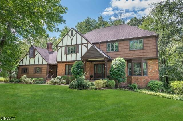 64 Thornley Dr, Chatham Twp., NJ 07928 (MLS #3740768) :: SR Real Estate Group