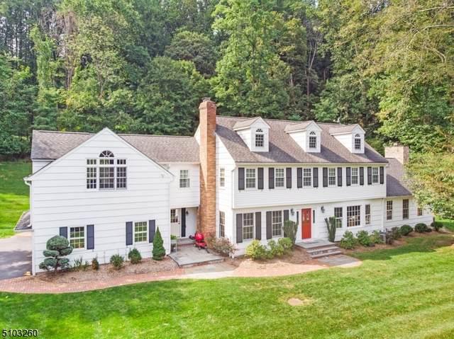 12 Summit Rd, Mendham Twp., NJ 07945 (MLS #3740792) :: SR Real Estate Group