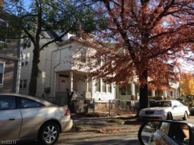 886 S 20Th St, Newark City, NJ 07108 (MLS #3740882) :: The Debbie Woerner Team