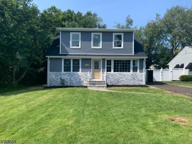 138 Vernon Ter, Westfield Town, NJ 07090 (MLS #3740884) :: The Dekanski Home Selling Team