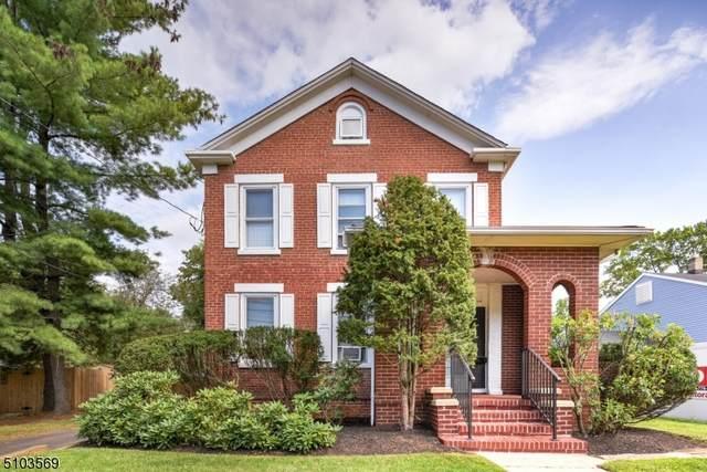 242 Grove St, Somerville Boro, NJ 08876 (MLS #3740909) :: Team Braconi | Christie's International Real Estate | Northern New Jersey