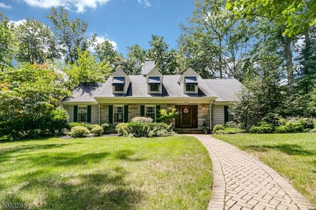 805 Ramapo Way, Westfield Town, NJ 07090 (MLS #3740919) :: Team Braconi | Christie's International Real Estate | Northern New Jersey