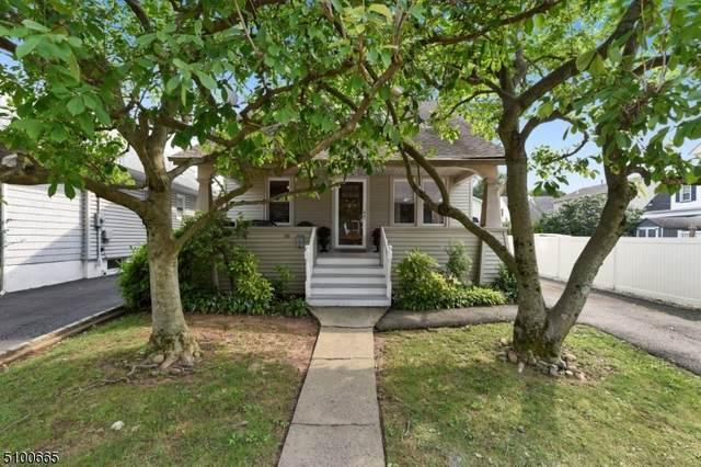 351 Hazel Ave, Garwood Boro, NJ 07027 (MLS #3740944) :: The Dekanski Home Selling Team