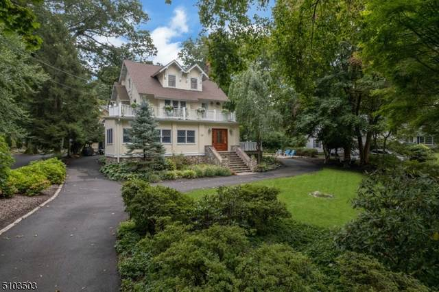 124 Lake Dr, Mountain Lakes Boro, NJ 07046 (MLS #3740972) :: SR Real Estate Group