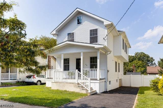24 Cranford Ter, Cranford Twp., NJ 07016 (MLS #3741019) :: The Dekanski Home Selling Team