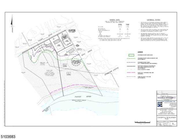 491 Valley Rd, Long Hill Twp., NJ 07933 (#3741020) :: Rowack Real Estate Team