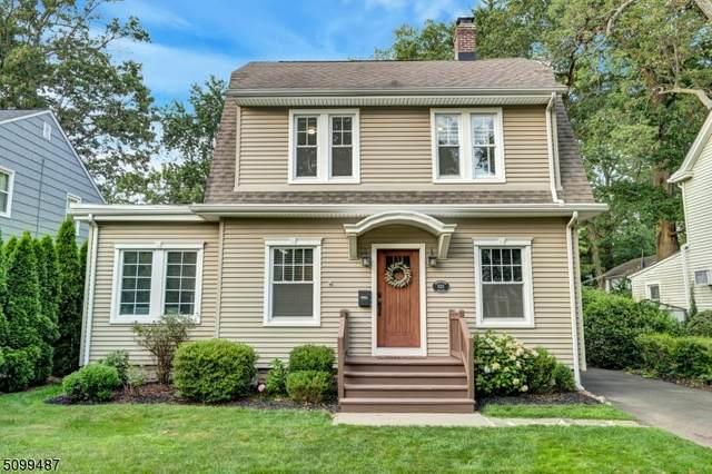 622 Springfield Ave, Cranford Twp., NJ 07016 (MLS #3741025) :: The Dekanski Home Selling Team