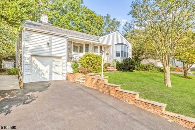 34 Nomahegan Ct, Cranford Twp., NJ 07016 (MLS #3741035) :: The Dekanski Home Selling Team