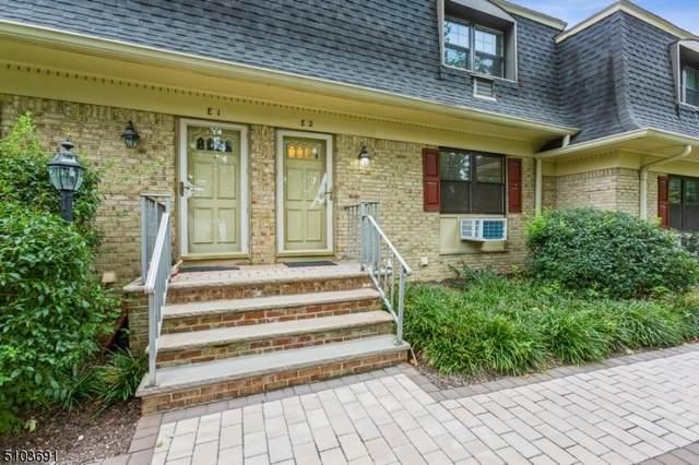 768 Springfield Ave E2, Summit City, NJ 07901 (MLS #3741056) :: SR Real Estate Group