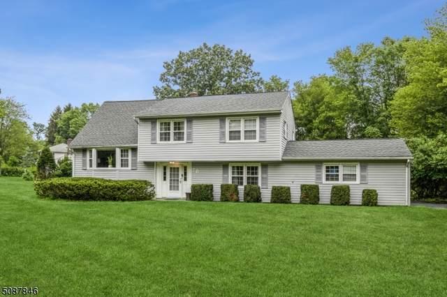 20 Sherwood Dr, Bernards Twp., NJ 07920 (MLS #3741060) :: SR Real Estate Group